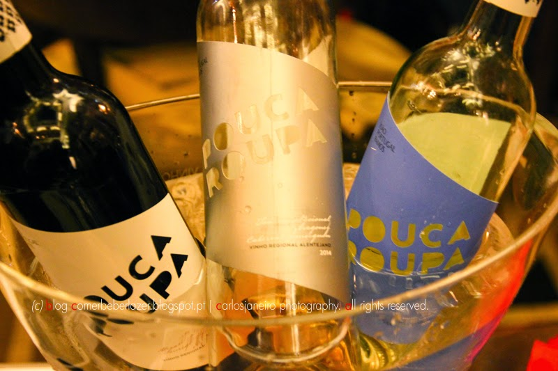 João Portugal Ramos apresenta vinho Pouca Roupa para jovens irreverentes