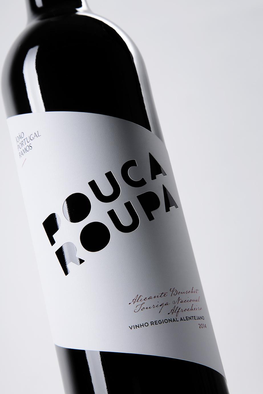 Novos vinhos Pouca Roupa da João Portugal Ramos