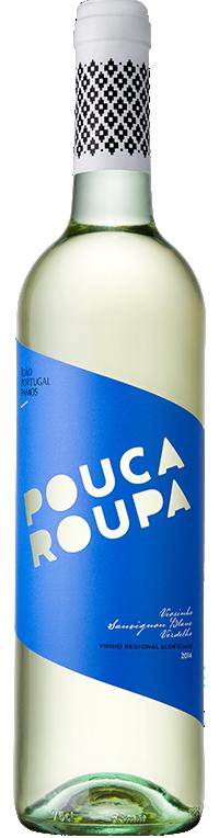 Pouca Roupa, Branco 2014