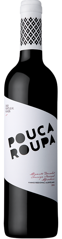Pouca Roupa, Tinto 2014