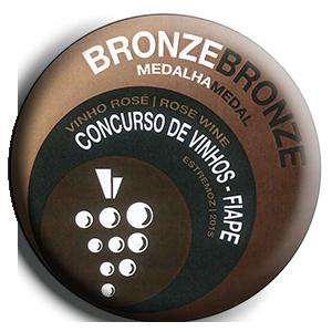 Concurso de Vinhos Fiape 2015 - Pouca Roupa Rosé