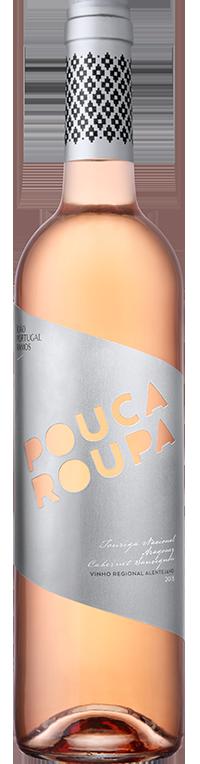 Pouca Roupa, Rosé 2015