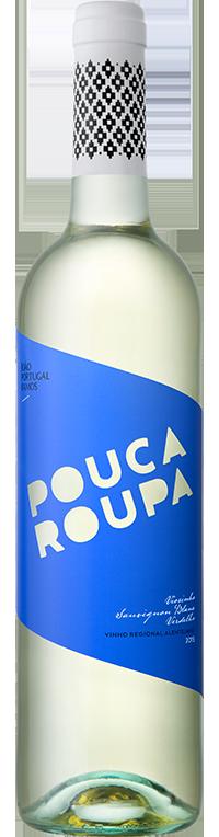 Pouca Roupa, Branco 2015