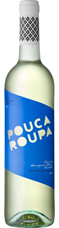 Pouca Roupa, Branco 2016