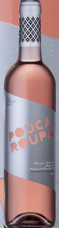 Pouca Roupa, Rosé 2017