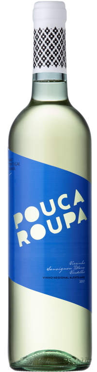 Pouca Roupa, Branco 2017