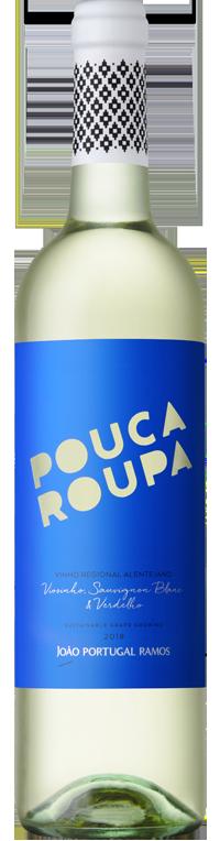 Pouca Roupa, Branco 2018