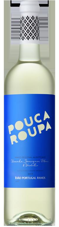 Pouca Roupa, Branco 2019