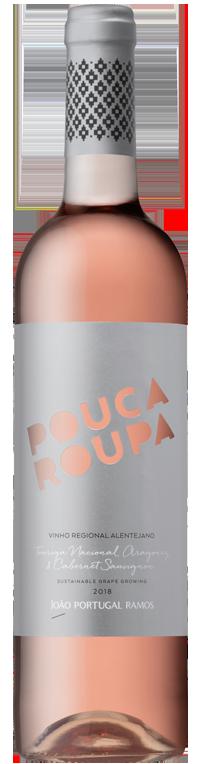 Pouca Roupa, Rosé 2018