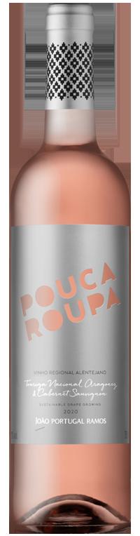 Pouca Roupa, Rosé 2020