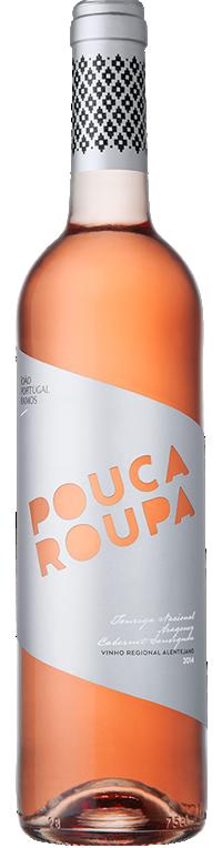 Pouca Roupa, Rosé 2014